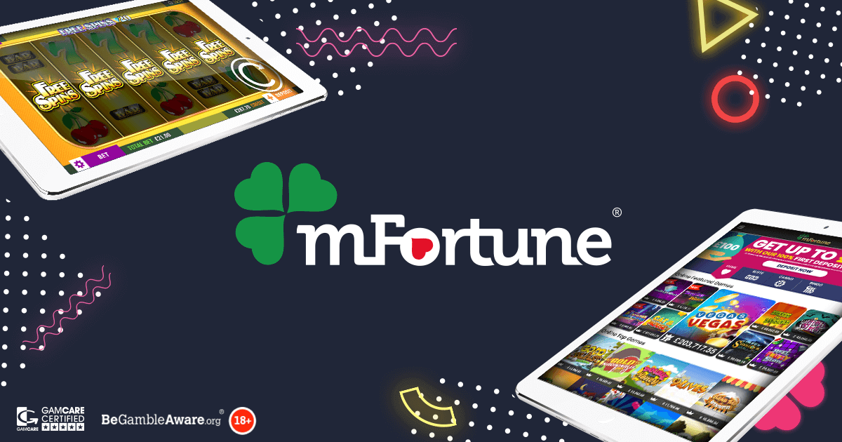 mFortune Casino | Online Casino Slots and Mobile Bingo | £5 Bonus