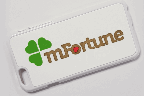 mFortune Bingo loyalty shop iPhone 5 case