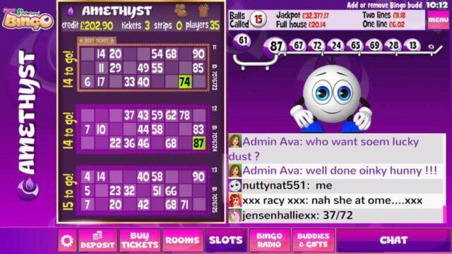 Image result for online bingo mfortune