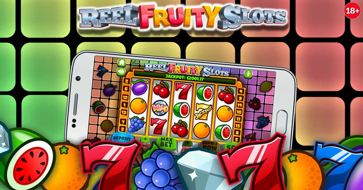 Go Bananas for Reel Fruity Slots from mFortune