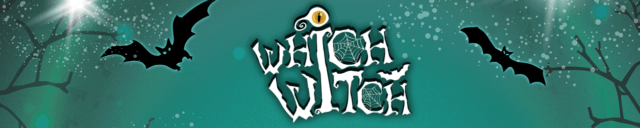 Which Witch mobile slots by mFortune Casino game logo