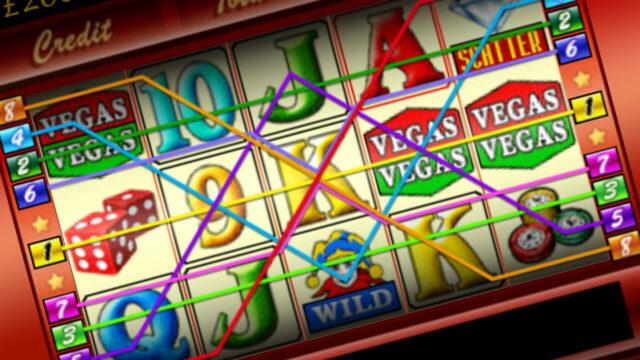 Vegas Vegas mobile slots win lines