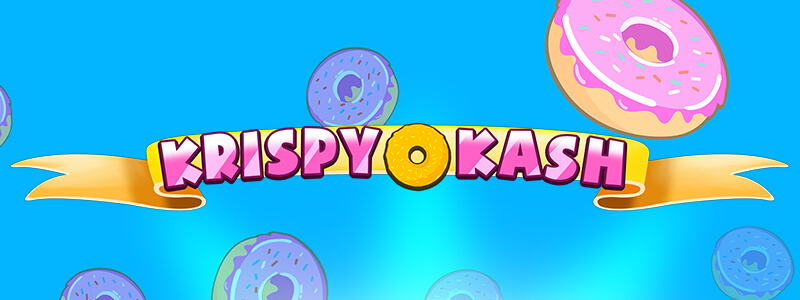Sink Your Teeth Into the Brand New Krispy Kash Mobile Slots
