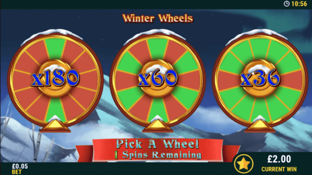 Winter Wongaland (Mobile Slots) game image at mfortune Casino
