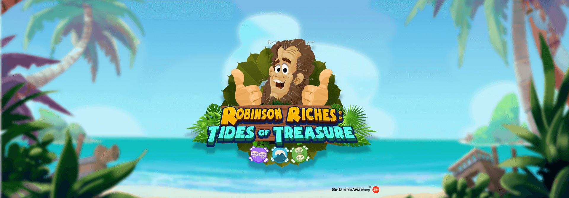 NEW GAME ALERT: Robinson Riches Tides of Treasure